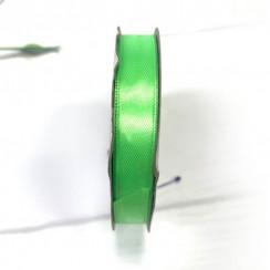 Атласная лента в рулонах по 30 ярдов, ширина 12 мм, цвет салатовый
