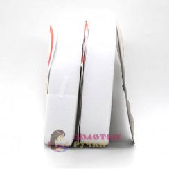 Липучка, ширина 25 мм, в упаковке 25 метров, белая