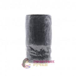 Резинка в бобина по 100 метров, ширина 10 мм черная