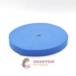 Резинка в рулонах по 40 метров, ширина 30 мм синий