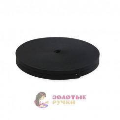 Резинка с перфорацией ширина 20 мм черная