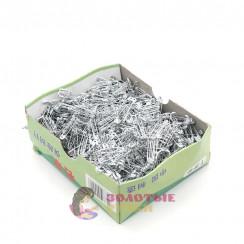 """Булавки """"английские"""" N 0 - 0 - 0 (малые) упаковка - 2000 шт. никель"""