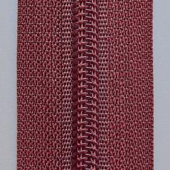 Молния брючная тип-4 (полуавтомат) 20 см - цвет бордовый