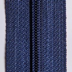 Молния брючная тип-4 (полуавтомат) 20 см - цвет темно синий