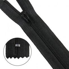 Молния обувная 12 см тип 7 черный