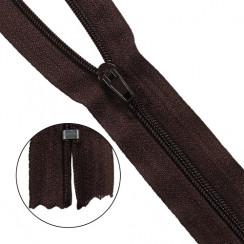 Молния обувная 16 см тип 7 коричневый
