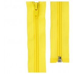"""Молния """"спираль"""" 40 см - цвет желтый"""