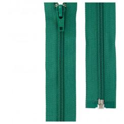 """Молния """"спираль"""" 40 см - цвет зелёный"""