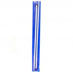 Тефлоновые прямые спицы  для вязания  35СМ 7.00 ММ
