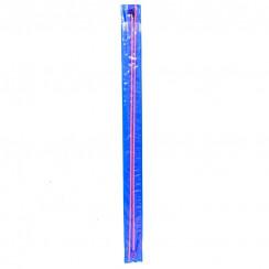 Тефлоновые прямые спицы  для вязания  35СМ 2.00 ММ