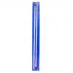 Тефлоновые прямые спицы  для вязания  35СМ 6.00 ММ