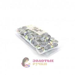 Стразы клеевые стекло SS 30 (упаковка - 288шт) цвет АВ хамелеон