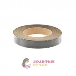 Флористическая тейп - лента цвет коричневый 1 рулон 30 ярд