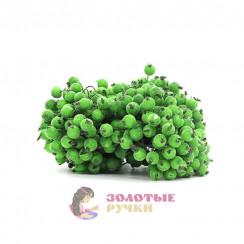 Ягоды в сахаре для декорация в упаковке 400 шт цвет зеленый